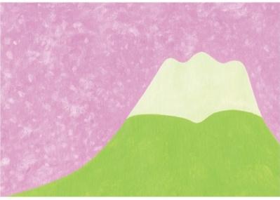 富士山を目と舌で味わう企画展『ふじさん と とらや』、とらや東京ミッドタウン店で開催中。