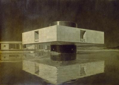 「原爆堂」を知っていますか?  建築家・白井晟一の遺した、未完の建築が放つメッセージとは。
