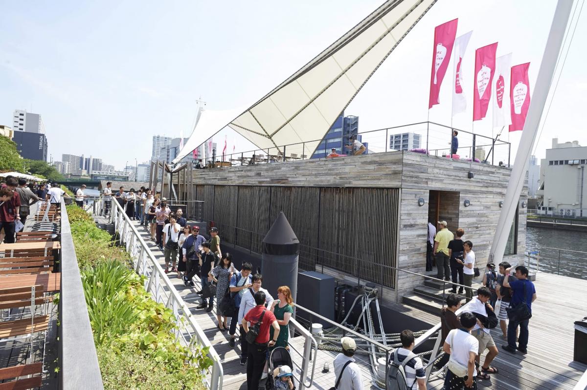 2日間で5000人を集めた「ジンフェスティバル東京」が天王洲で再び開催! ジンカルチャーの最前線を体験しよう。