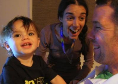 難病を患った父から息子への思いを込めたドキュメンタリー、『ギフト 僕がきみに残せるもの』