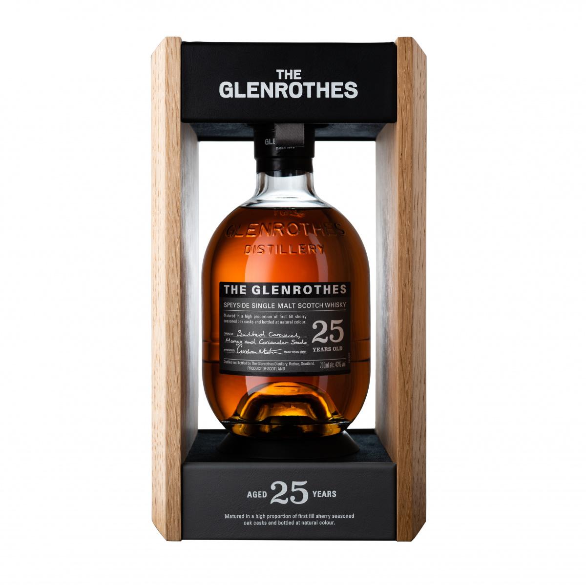 こだわりのスコッチウイスキーを求める人に、選び抜いたシェリー樽熟成原酒を使った「グレンロセス」新シリーズが登場。