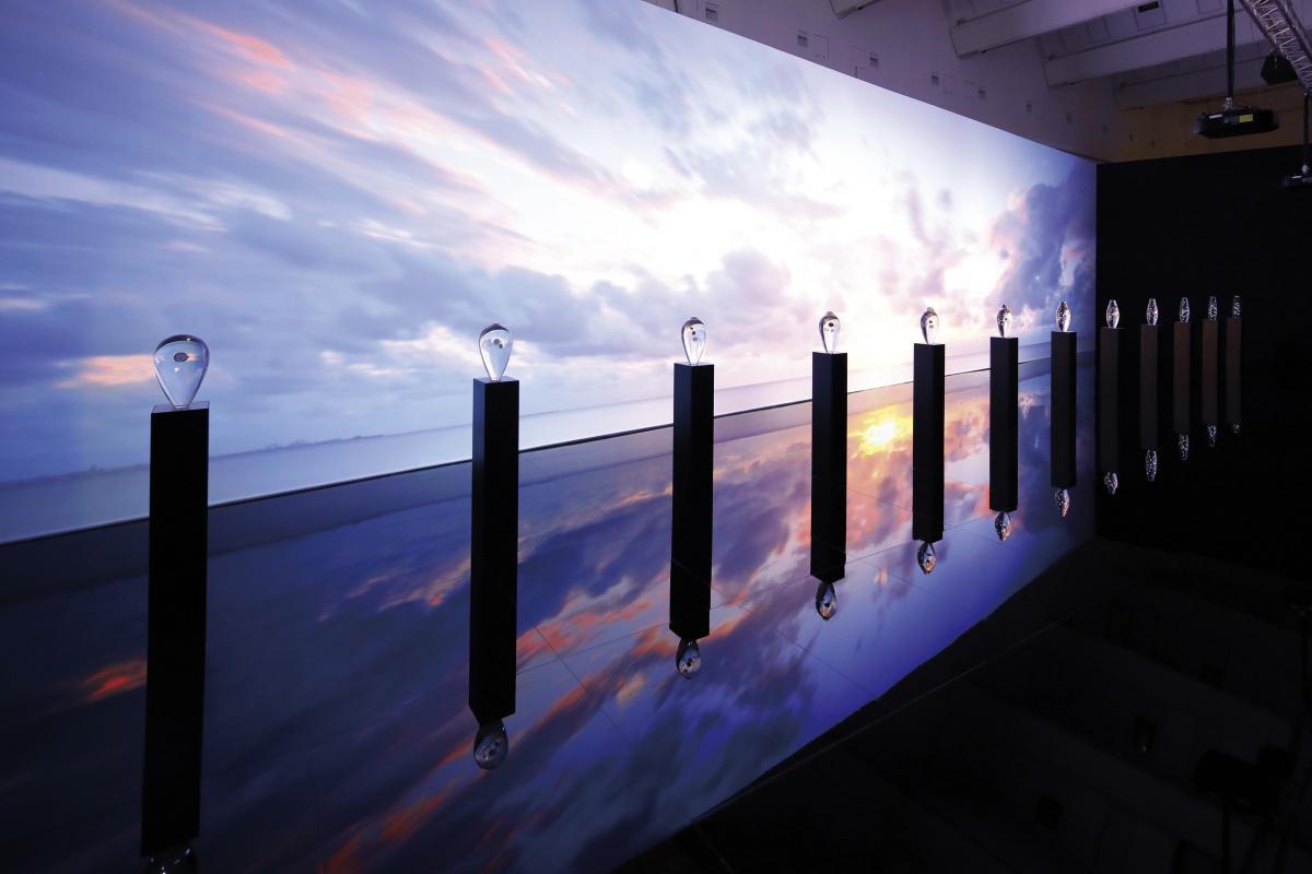 ミラノ・デザインウィーク2018で人々に感動を与えた「グランドセイコー」のインスタレーションが、東京で初公開されます。