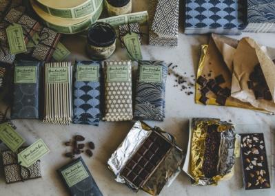 チョコレート新潮流! 体験型ショップ「グリーン ビーン・トゥ・バー チョコレート」が誕生。