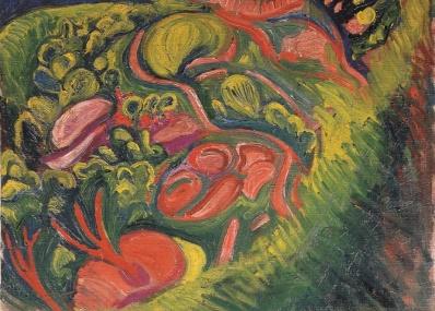 大正時代の画家の特異な才能に触れる!「没後90年 萬鐵五郎展」が葉山で開催中。