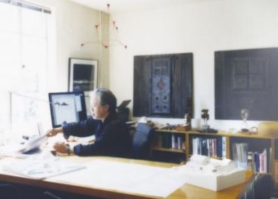 TOTOギャラリー・間で、建築家・内藤廣の個展「アタマの現場」を開催。