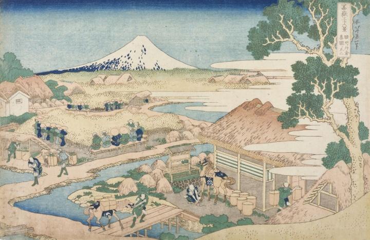 モネやドガの傑作に見る浮世絵の影響とは。 『北斎とジャポニスム』 展でHOKUSAIのすごさを再発見。