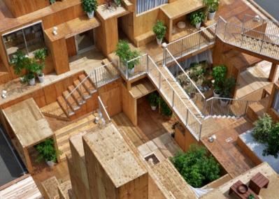 タイムマシーンはいらない!? 近未来の住まいを体験できる「HOUSE VISION2」が開催中です。