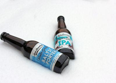 いま、静かなブームのバルト三国のビール。洒落たボトルと多彩な味わいをお試しあれ。