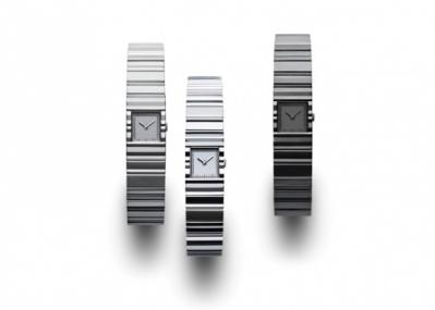 さまざまな表情を醸し出す腕時計、吉岡徳仁デザインの「V(ヴィ)」が誕生!