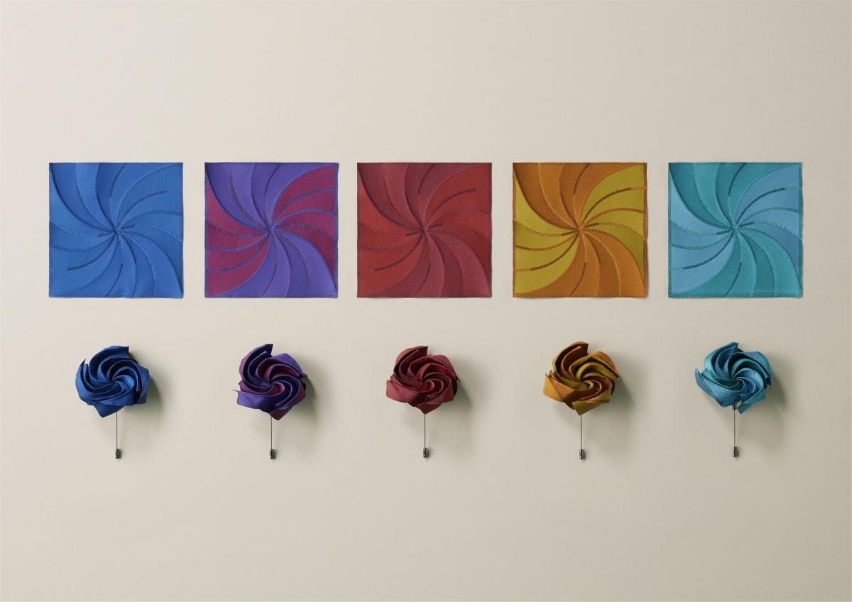 大切な人に、花とメッセージを贈る、「イッセイ ミヤケ」のフロリオグラフィに注目。