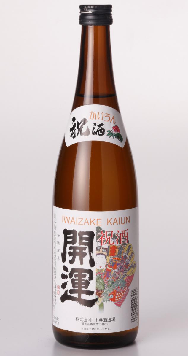 """縁起よく一年をスタート! """"祝い酒""""に最適なおめでたい日本酒5選。"""
