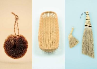 自然素材を生かした日本の道具が大集合。リビング・モティーフへ出かけよう。