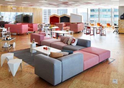 ヤフージャパンとヴィトラがコラボ!ジッケン オフィスで働き方の可能性を楽しく考えてみませんか?