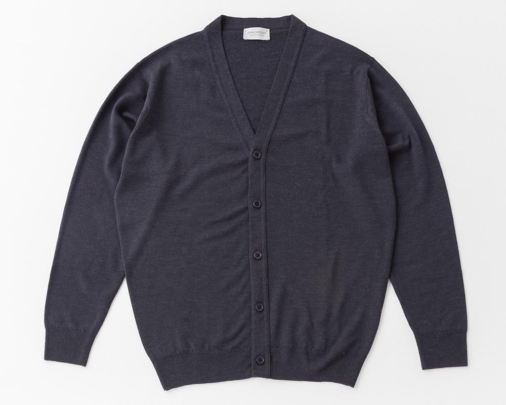 ニットの着こなしが変わる、英国「ジョン スメドレー」がゆったりサイズの新定番をリリース