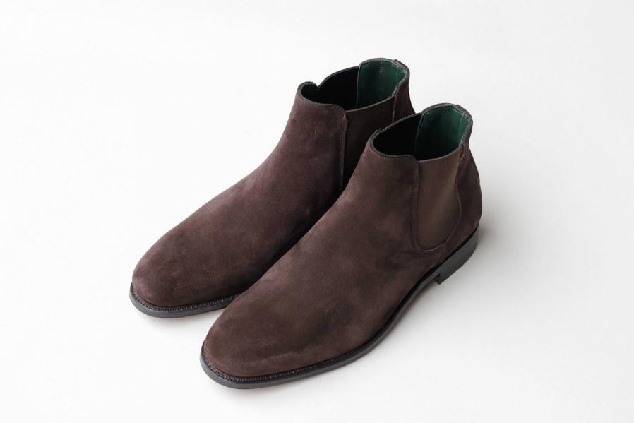 英国の老舗靴ブランド「ジョセフ チーニー」から、「ブリティッシュ メイド」のエクスクルーシブモデルが登場。