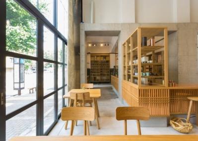 京都に新名所誕生! 茶筒の老舗・開化堂がオープンした「Kaikado Café」をご存じですか?