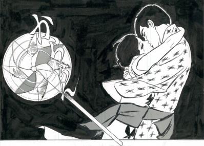 『同棲時代』『修羅雪姫』を手がけ45歳でこの世を去った、現代日本にも通じる上村一夫の劇画世界を回顧。
