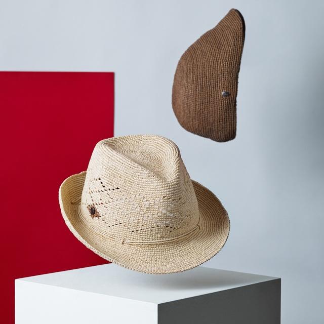 ヘレンカミンスキーの夏帽子と、表参道ヒルズの気になる新ショップ5選