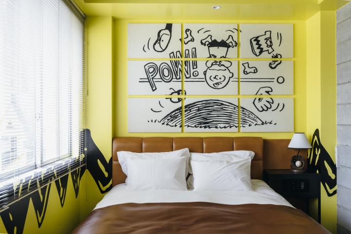 時代を超えて愛されるスヌーピーの日本初のホテル、「ピーナッツ ホテル」が神戸に登場!