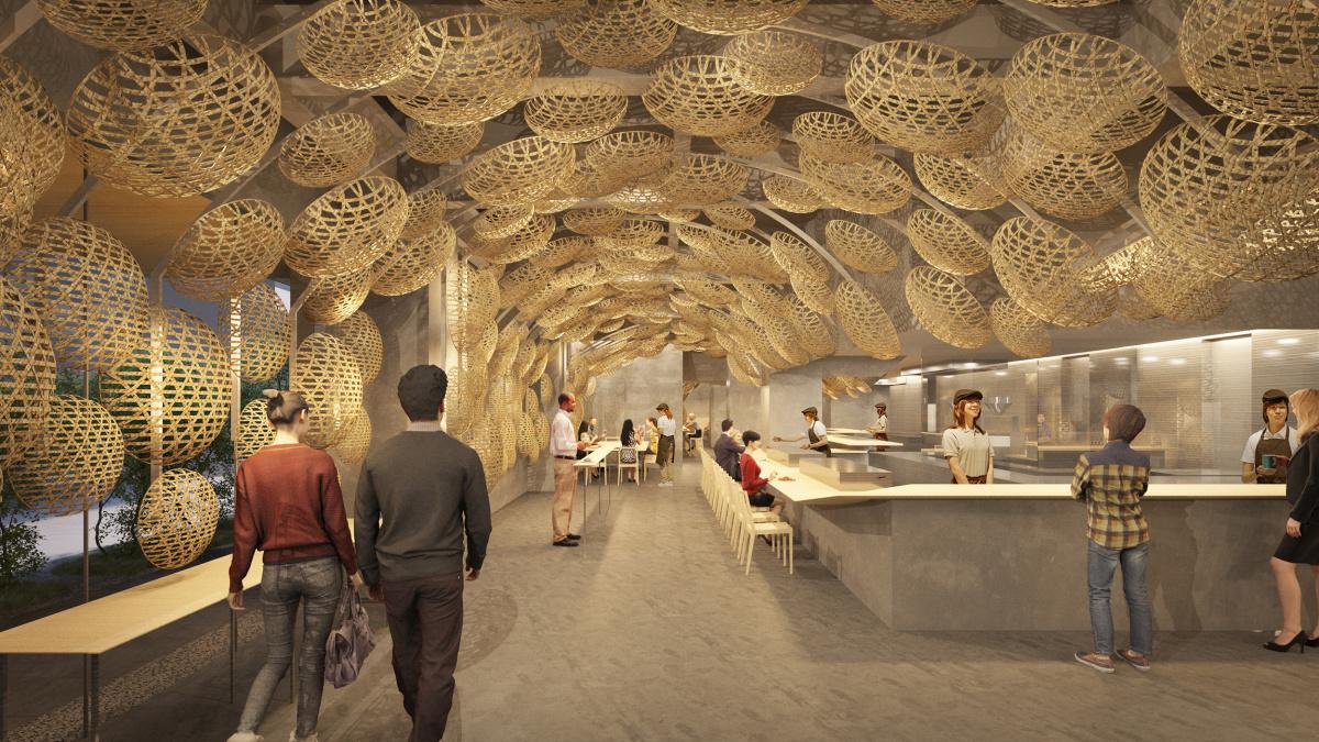 この春、京都に誕生する建築家・隈研吾がデザインしたドーナツファクトリー「コエ ドーナツ」に行きたい理由。