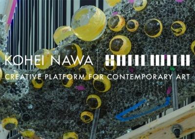 彫刻家・名和晃平が主宰するクリエイティブ・プラットフォーム「SANDWICH」を、表参道GYREで体感せよ。