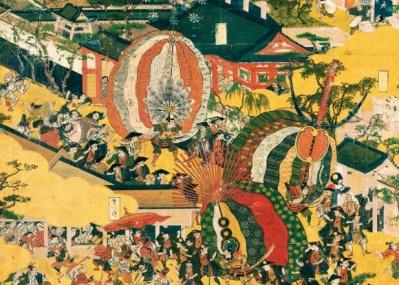 豪華絢爛!特別展『京都―洛中洛外図と障壁画の美』が、東京国立博物館で始まります。