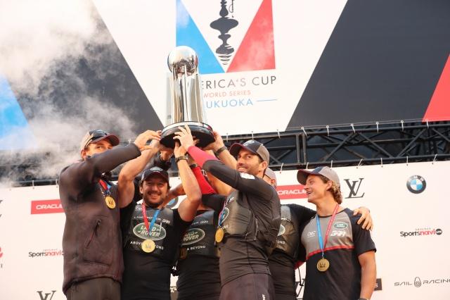 陸の王者ランドローバーは、なぜヨットレース「アメリカズカップ」をサポートするのか?