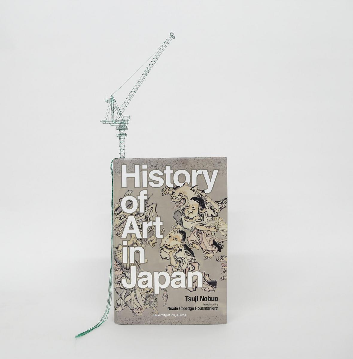 ヴェネツィア・ビエンナーレ日本館でアートファンを魅了した岩崎貴宏が、銀座 蔦屋書店で新作の並ぶ個展を開催。
