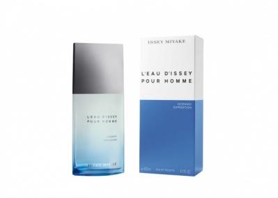 イッセイ ミヤケ パルファムから、探検をテーマにした男性用香水の3部作がリリース