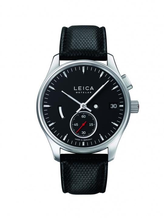 あの「ライカ」が腕時計に本格参入。シンプル&ミニマルなデザインに、ユニークな機能を搭載!
