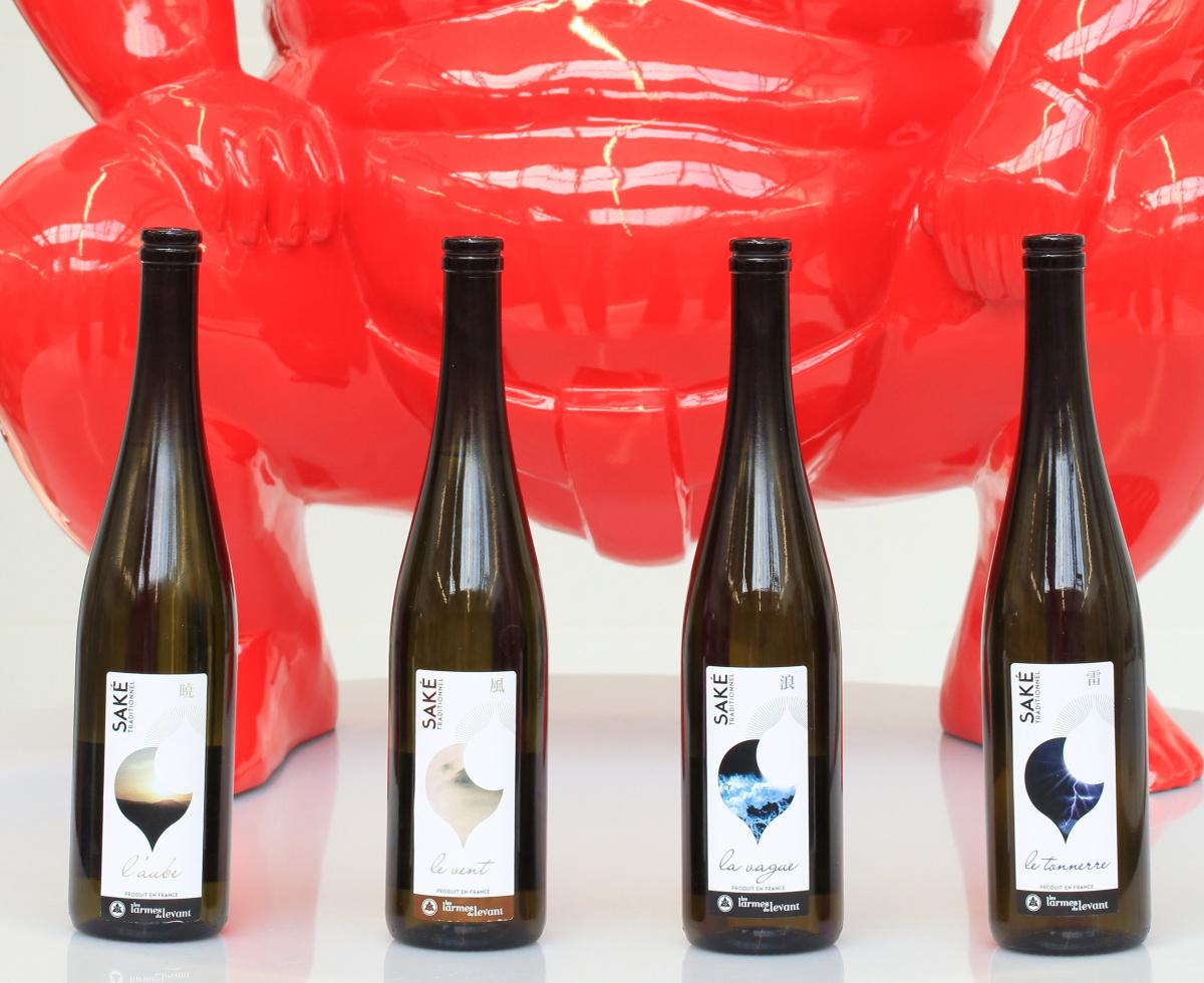 フランス人が日本酒をつくるとこうなる⁉「昇涙酒造」の純米酒は、ワインに匹敵するしっかりボディ
