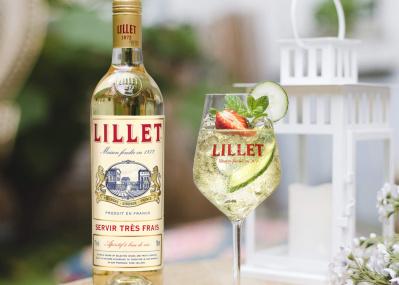 100年以上にわたって世界を魅了してきたアペリティフワイン「リレ ブラン」で、優雅な時間を。