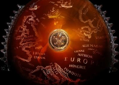 世界で3点のみ! コニャックの王「ルイ13世」のオーダーメイド「L'ODYSSÉE D'UN ROI」が、約1900万円で落札されました。
