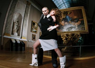 ヴァージル・アブロー率いるオフ-ホワイト、次なる注目コラボはルーブル美術館!