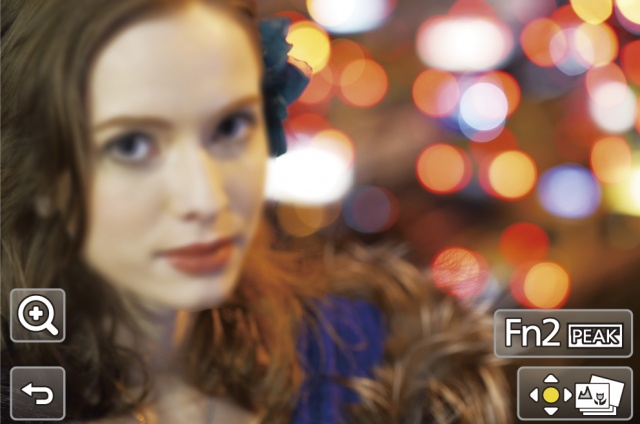 4K動画技術で、後からじっくり フォーカス調整。