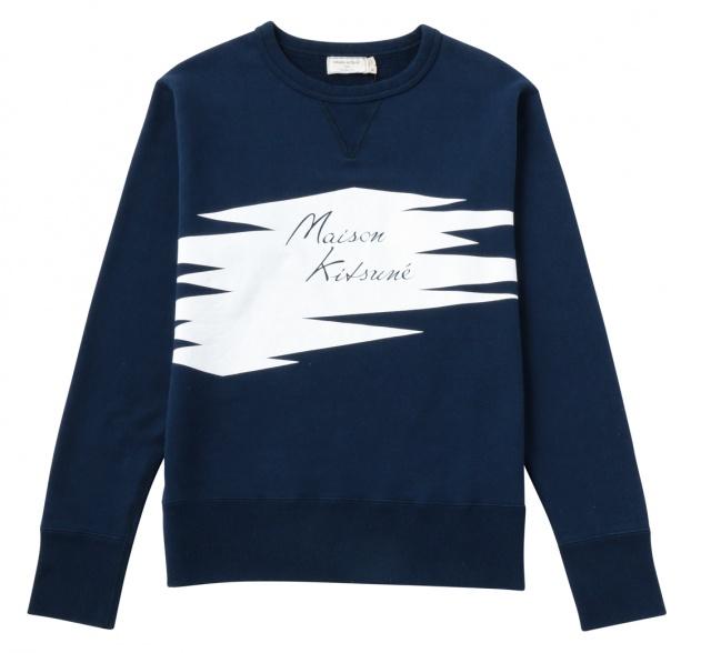 クリエイター御用達のファッションブランド、「メゾン キツネ」が代官山にやってきます。