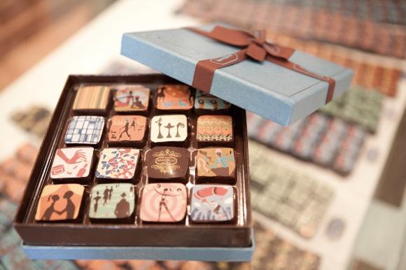 贅沢にチョコレートを楽しみつくす、「マリベル ニューヨーク」が自由が丘にオープン。