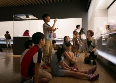 1日限定! 子どもが主役に? サントリー美術館で日本美術を楽しく学ぼう。