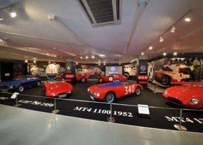 マセラティ兄弟が残した、6台の美しいスポーツカーに出合う。