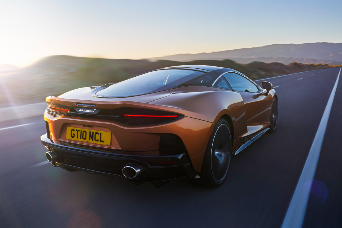 スーパーカーのイメージを覆す快適性と利便性、「マクラーレン GT」の新機軸とは?