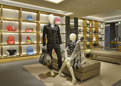 MCMの旗艦店「MCM 銀座 ハウス1」が、ブランド史上最大規模の9階建て体験型空間として堂々オープン!