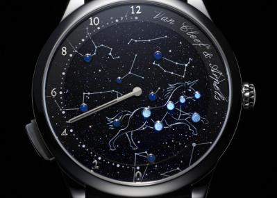 星空にユニコーンが駆ける、独創的な傑作。