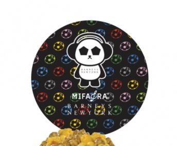 バーニーズ ニューヨーク横浜店で、W杯観戦に最適なギャレットポップコーンが登場。