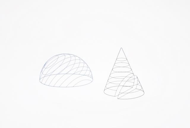 造形作家・古賀 充の新作「WIRE」シリーズを、クラスカ ギャラリー&ショップ ドー 本店で目撃しましょう!