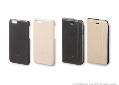 iPhone6 Plus用も加わった!「モレスキン」iPhone用ケースの新デザイン登場。