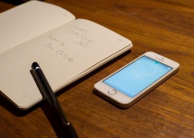スマホと連携した「モレスキン」のノート&ペン、一体なにがすごいのか?