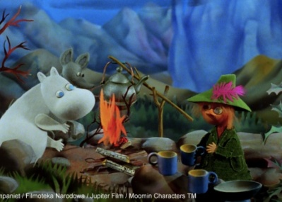 主題歌はビョーク! 原作者トーベ・ヤンソンが愛した、「幻」のムーミン・アニメDVDを発売。