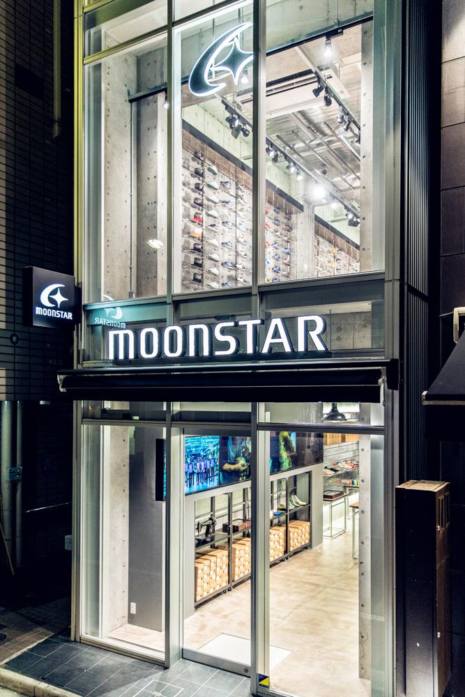待望の直営店「ムーンスター銀座」は、ニッポンスニーカーの味わいを海外へ発信します!