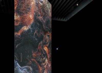 森美術館の『未来と芸術展』でAIや温暖化、生命倫理を改めて考える。