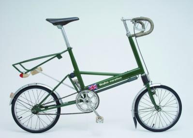 英国製自転車万歳! 「モールトン・バイシクルの世界」が楽しめる博覧会がスタートです。